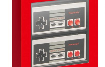 Nintendo Switch NES Controllers On Sale For Switch Online Members