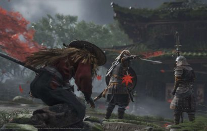 PS4 Ghost Of Tsushima Trailer Will Premiere At The Game Awards 2019