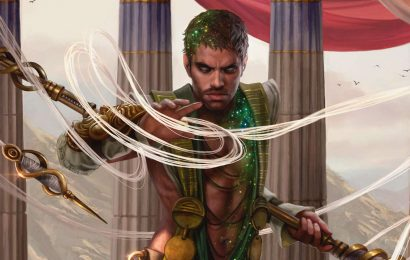Magic: The Gathering–Cards Revealed For The Theros: Beyond Death Set