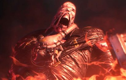 First Resident Evil 3 Remake Trailers Revealed