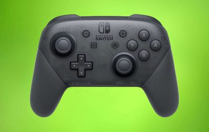Nintendo Switch Pro Controllers Just Got A Rare Discount