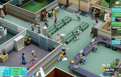 Two Point Hospital Has A Release Date For Switch, PS4, And Xbox One