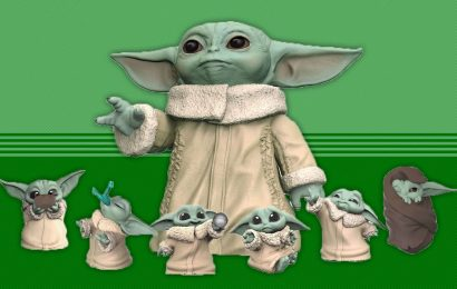 Hasbro Baby Yoda Toys Are Absolutely Adorable, And You Can Pre-Order Them Now