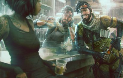 Apex Legends Christmas Event Called Holo-Day Bash Is Live