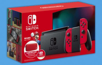 Walmart's Best Holiday Deals: New Nintendo Switch, Xbox One X, PS4 Pro, And More