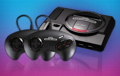 Today Only: Sega Genesis Mini For $35, Its Lowest Price Yet