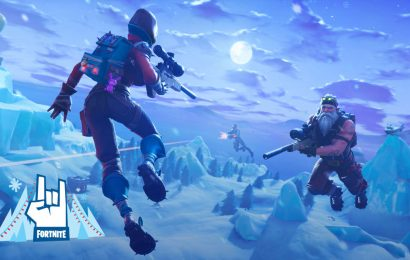 Fortnite Snowflake Decoration Locations (Winterfest Challenge Guide)