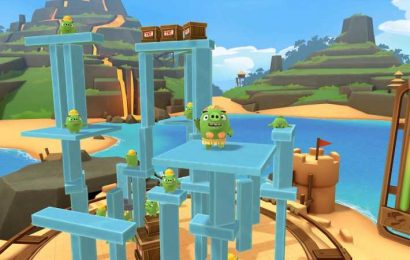 The First Angry Birds Level Creator Is Coming To Angry Birds VR