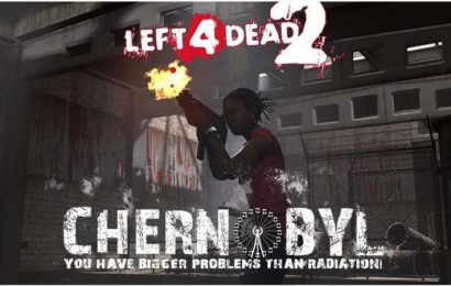 After 9 Years, The First Chapter Of Left 4 Dead 2's Chernobyl Mod Is Finally Here