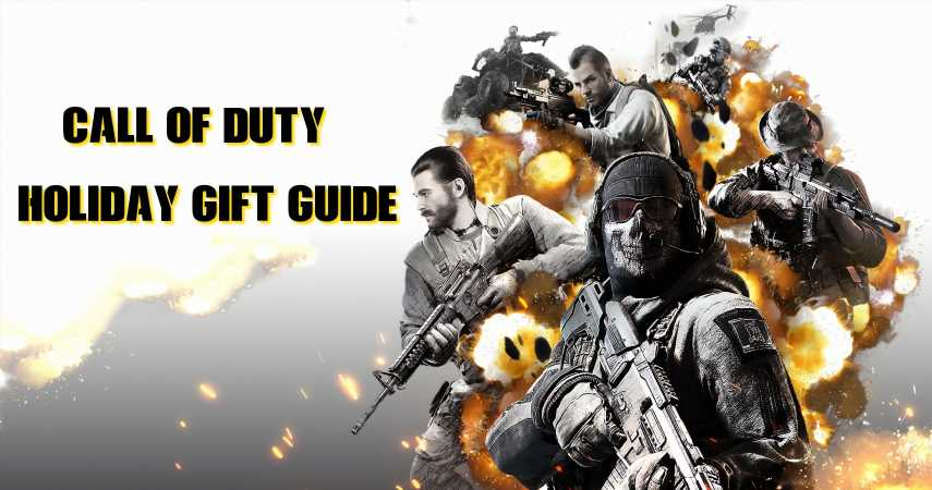 TheGamer's Call Of Duty Holiday Gift Guide
