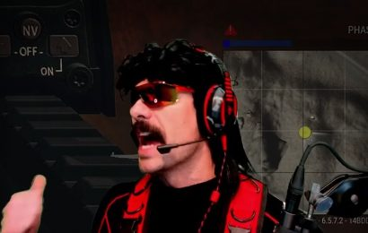 Dr Disrespect Kicks Donator Out Of Champions Club For Choking His Wife