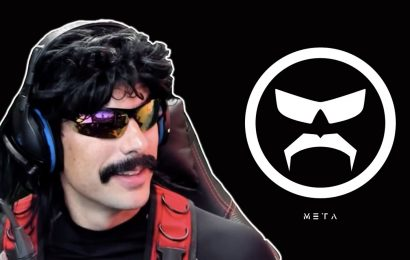 Dr Disrespect Graces The Champions Club With A New Line Of Streetwear