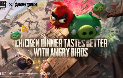 PUBG Mobile players say Angry Birds noises in spawn area are annoying