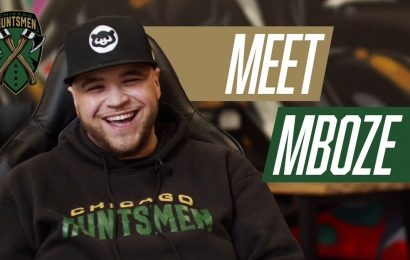 Chicago Huntsmen sign MBoZe as substitute player