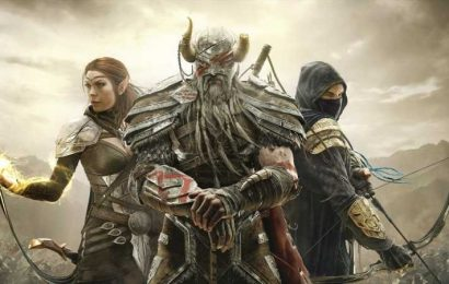Next Elder Scrolls Online Expansion To Be Announced In January