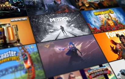 Epic Games Store Needs More To Keep Up