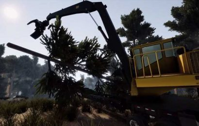 Lumberjack Simulator Preview: We Have An Axe To Grind With This Choppy Game