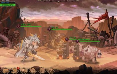 Nine Chronicles Is An MMO That Runs On A P2P Network, Giving Players Full Control