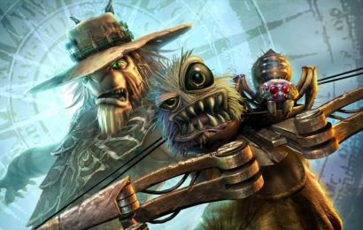 Oddworld: Stranger's Wrath Gets Gyro Aiming