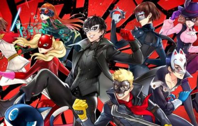 The Phantom Thieves From Persona 5 Should Appear In Tokyo Mirage Sessions #FE Encore