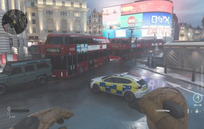 Call of Duty: Modern Warfare exploit allows players to glitch out of Piccadilly