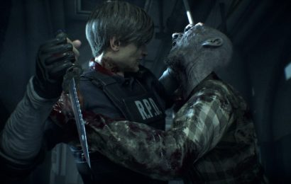 Denuvo Gets Brains Eaten, Patched Out Of Resident Evil 2