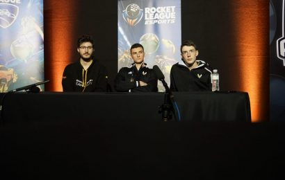 Renault Vitality at RLCS8 Worlds: 'We played until midnight and we kept our sleep schedule later'