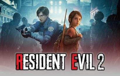 Modders Adds Ellie From The Last Of Us To Resident Evil 2