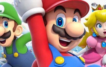 Check Out Your Gaming Stats With Nintendo's Year In Review Website