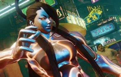 Seth is coming to Street Fighter 5 in a new female form