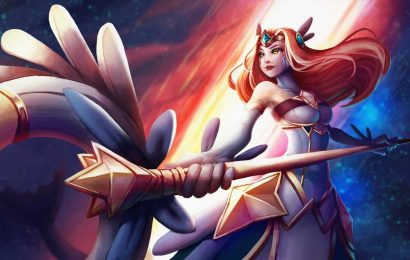 Artist shows off amazing Star Guardian Nami skin concept