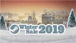 It's Time for the Steam Winter Sale, Earn Festivity Tokens to Spend in the Holiday Market