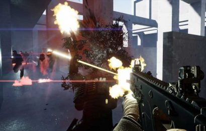 FEAR Lives On In Indie FPS Trepang2