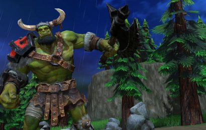 Warcraft 3: Reforged delayed to 2020