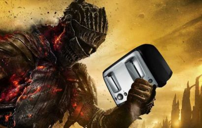 This YouTuber Is Playing Dark Souls With A Toaster