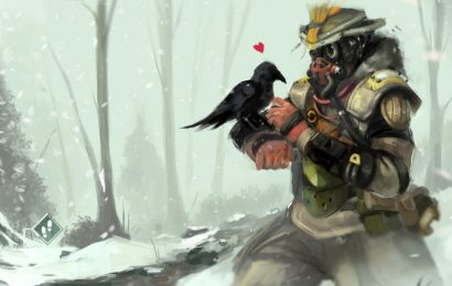 Apex Legends Winter Express event skins leaked by data-miners