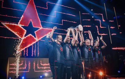 Another Esports Industry Milestone as Astralis Plans First Team IPO