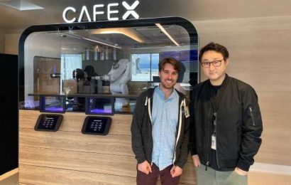 Cafe X's robot aims to serve you more than just the perfect latte