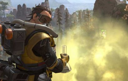 Caustic bug makes his trap ludicrously overpowered in Apex Legends