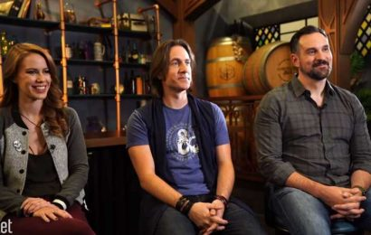 Critical Role's Stars Share What They Do To Keep The Show Successful