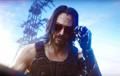 McFarlane Toys Unveils Three Cyberpunk 2077 Action Figures