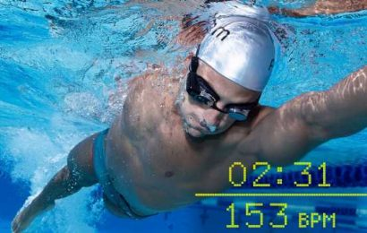 Form adds heart-rate monitoring to its AR swim goggles