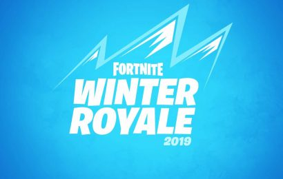 Epic Games Announces $15M USD Winter Royale 2019 Fortnite Competition