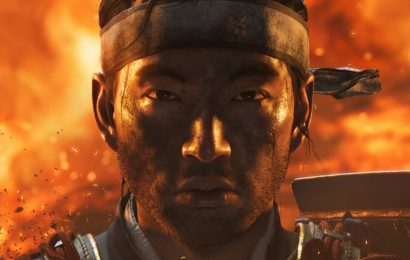 Ghost of Tsushima Teased for The Game Awards