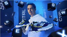 """Ninja's adult-size Adidas """"TIME IN"""" Nite Joggers sold out in 40 minutes"""