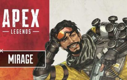 Apex Legends could announce Mirage Town Takeover at Game Awards