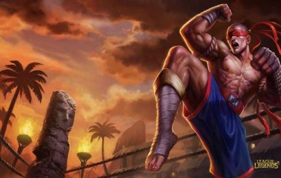 League of Legends player pulls off insane Lee Sin kick into a Wombo Combo
