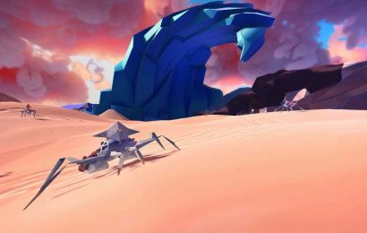 'Paper Beast' Now Launching Q1 2020, New Gameplay Trailer Here – Road to VR