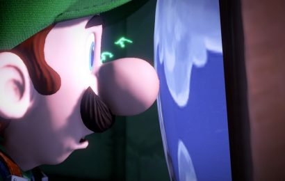 Luigi's Mansion 3: 8F Paranormal Productions Walkthrough (Polterkitty 8F and 7F)