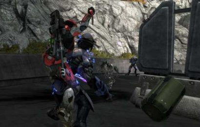Halo: Reach's PC release is technically impressive, most of the time